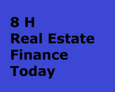 Real Estate Finance Today (8)