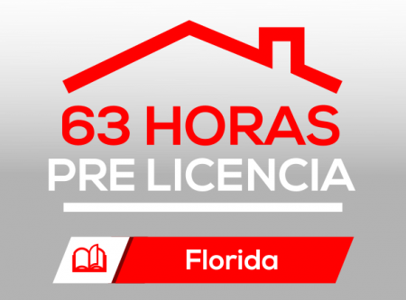 Curso FREC I 63H Pre Licencia Real Estate BLACK FRIDAY!