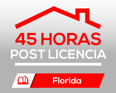 Curso Post Licencia 45 Horas Florida