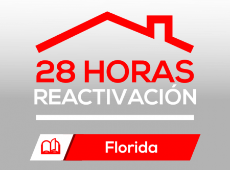 Curso 28 H Reactivación Licencia RE Florida