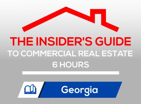 THE INSIDER'S GUIDE TO COMMERCIAL REAL ESTATE (6 CE)