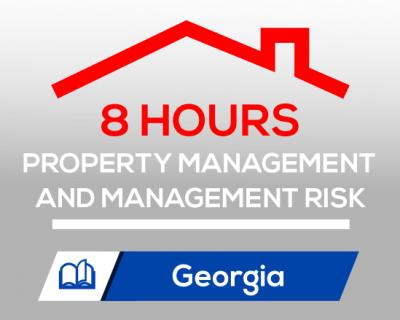 PROPERTY MANAGEMENT AND MANAGEMENT RISK (8 CE)
