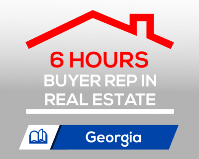 BUYER REPRESENTATION IN REAL ESTATE (6 CE)