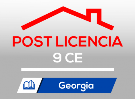 Post-Licencia Georgia (9 Horas de CE)