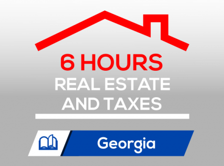 Real Estate and Taxes: What Every Agent Should Know (6 CE)
