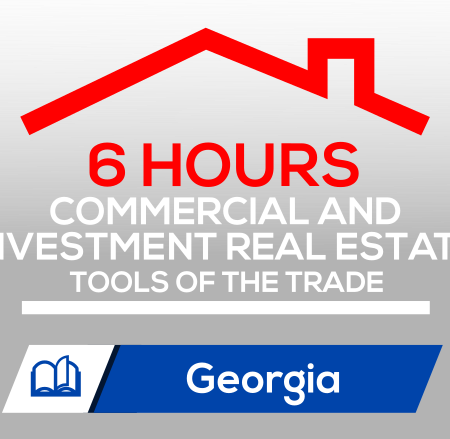 Commercial and Investment Real Estate: Tools of the Trade (6 CE)