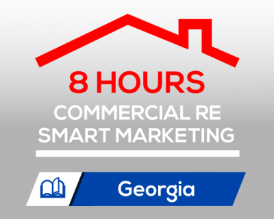 Commercial Real Estate Smart Marketing Practices (8 CE)